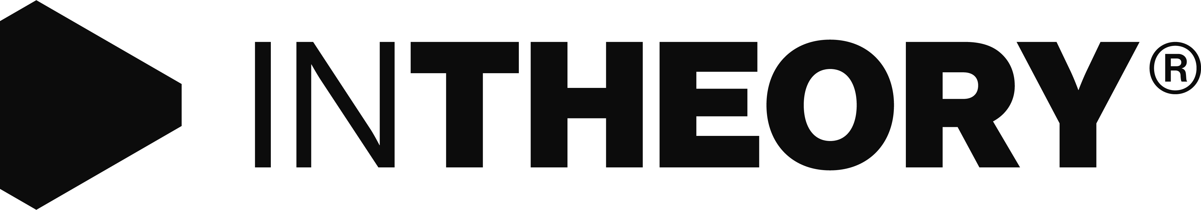 IN THEORY Black Logo