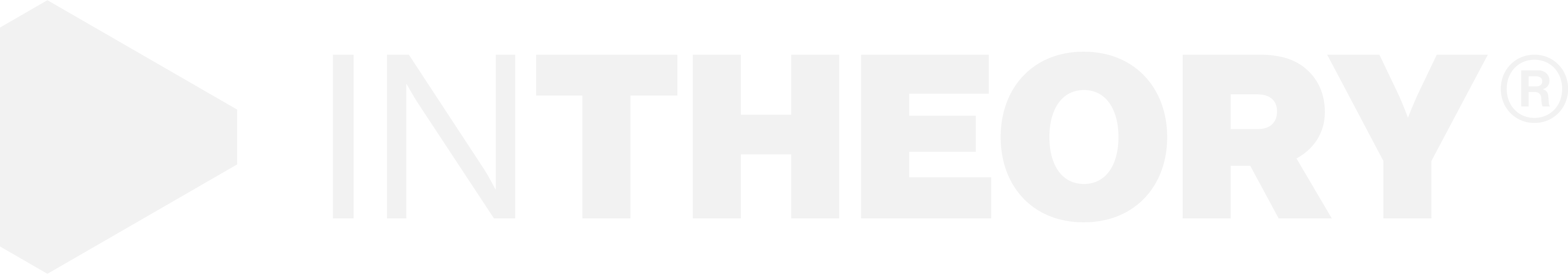 IN THEORY Logo